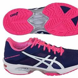 Giày Tennis Asics Gel Solution Speed 3 Womens E650N.3301