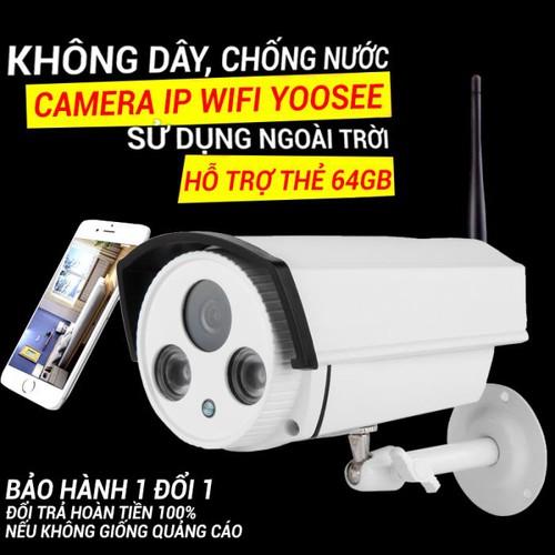 Camera IP Yoosee Ngoài Trời
