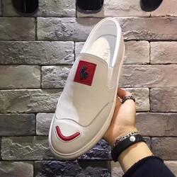 giày lười nam mẫu mới môi cười mỉm HOT