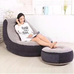 Ghế Hơi Sofa Cỡ To Tặng Kèm Bơm