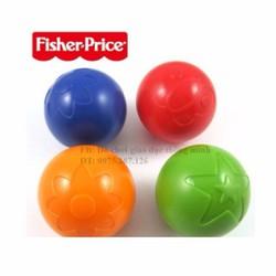 Banh lục lạc Fisher Price đồ chơi thông minh trí tuệ sáng tạo