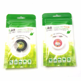 Kẹp chống muỗi tinh dầu Bikit Guard - KCMHTD001-z thumbnail