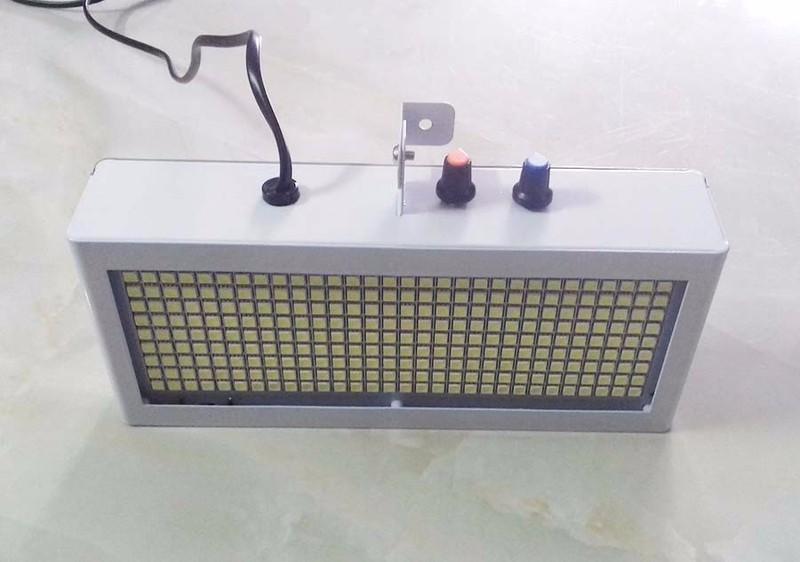 Đèn led chớp lai sân khâú 270 led cảm ứng nhạc 1