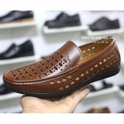 Giày lười đục lỗ GL93 cung cấp bởi THỜI TRANG DA