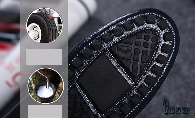 giày lười nam da thật cao cấp SP-173 HOT 2017 3