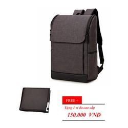 HR121-Ba Lô Nam tặng ví thời trang cao cấp HARAShop