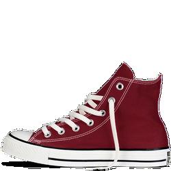 Giày Sneaker Đỏ Đô Cổ Cao - Nam