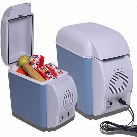 Tủ lạnh Mini Dùng cho Xe Hơi 7.5L 1
