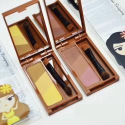 Bột Kẻ Mày Triple Eyebrow Designing Cathy Doll Karmart