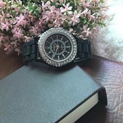 Đồng hồ Geneva CS đính đá siêu đẹp