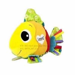 Cá lục lạc xúc xắc Lamaze đồ chơi thông minh trí tuệ sáng tạo
