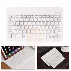 Bàn phím Bluetooth Siêu mỏng siêu tiện dụng Detek E3.0 màu Trắng