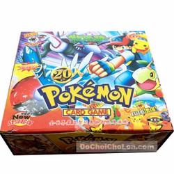 Hộp 20 bộ bài Pokemon