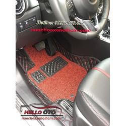 Thảm Lót Sàn Ô tô 6D Mazda 3 2016