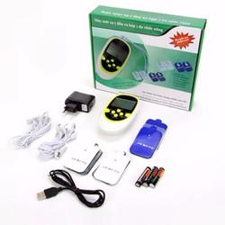 Máy massage trị liệu xung điện 8 miếng dán N2148
