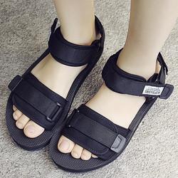 Giày Sandal Nữ quai ngang cá tính thời trang năng động