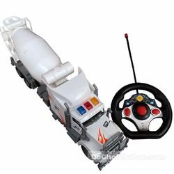 Hộp đồ chơi xe trộn bê tông điều khiển từ xa Max Truck Car 9070