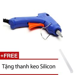 Súng bắn keo cỡ nhỏ 20w + tặng 5 thanh keo silicon