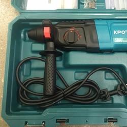 Máy khoan bê tông chuyên dụng KPOTO 870W kèm bộ phụ kiện