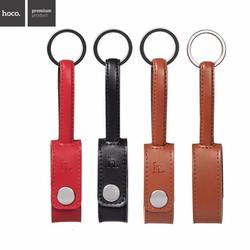 Cáp lightning Hoco UPF04 móc khóa cho Iphone 5,6,6s chính hãng