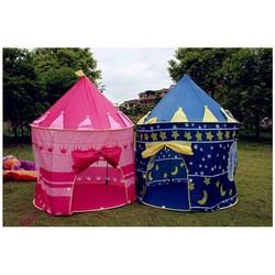 Lều công chúa và lều hoàng tử