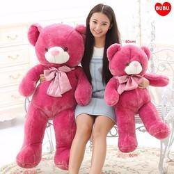Gấu bông Teddy cao 80cm
