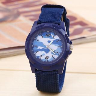 Đồng hồ lính màu xanh dương - DH17 thumbnail