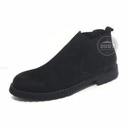 giày cao cổ nam chelsea boost phong cách bụi