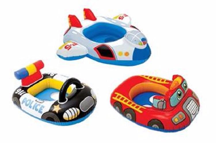Phao bơi hình ô tô cho bé 1
