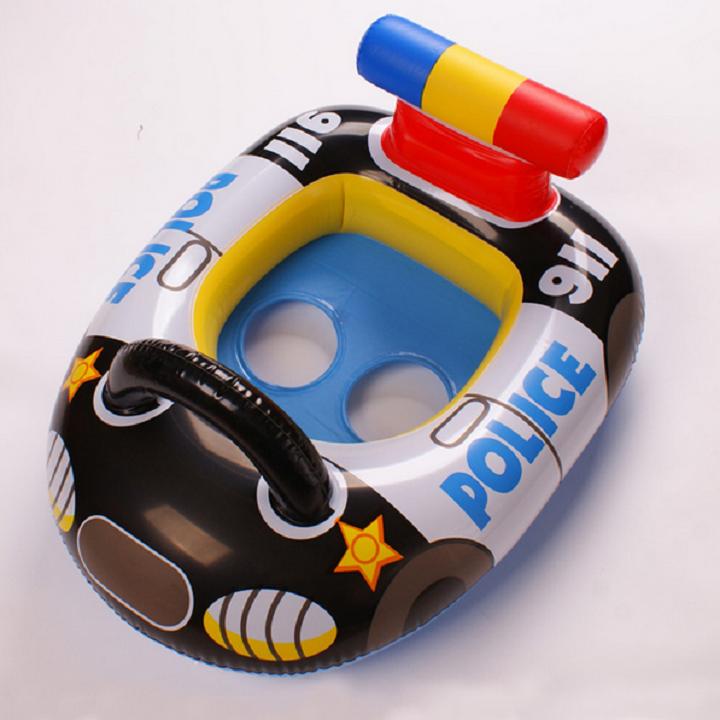 Phao bơi hình ô tô cho bé 7