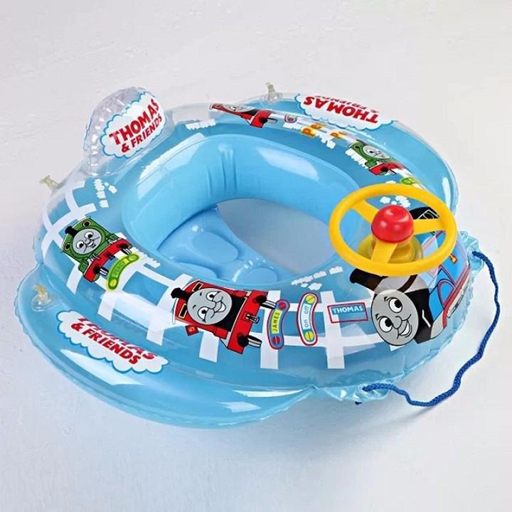Phao bơi hình ô tô cho bé 2