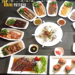 HN-Buffet VIP Menu Lẩu và Nướng tại Bàn chuẩn vị Thái tại Thái Pattaya
