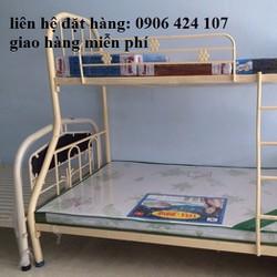 giường tầng trẻ em 1m x 1m2 - dài 2m
