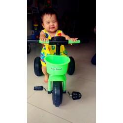 Xe đạp em bé từ 2 tuổi
