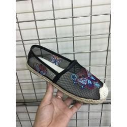 giày bệt lưới bướm loại 2 shop chuyên sỉ lẻ các mặt hàng trời trang