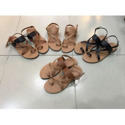 Sandal xỏ ngón đế chống trơn Gibi
