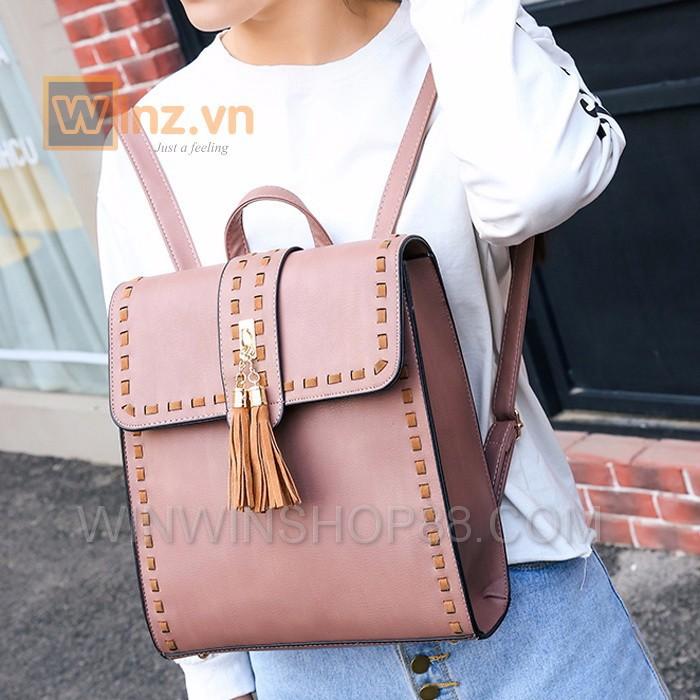 Balo thời trang cao cấp BL233 Màu Hồng cung cấp bởi Winwinshop88 4