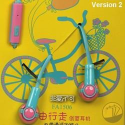 Tai nghe xe đạp