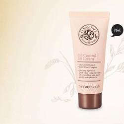 Kem trang điểm TFS Clean Face Oil Control BB Cream