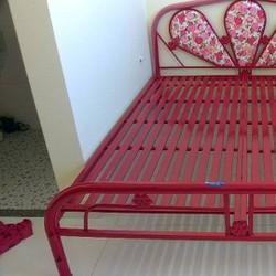 Giường ngủ sắt giá rẻ, giường đôi đẹp tại Hà Nội