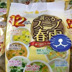 Miến ăn liền Nhật bản cho em bé