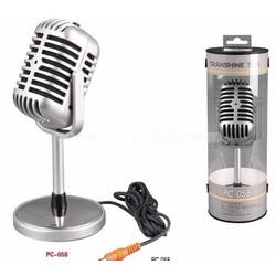 Micro thu âm chuyên nghiệp cho Ca Sĩ