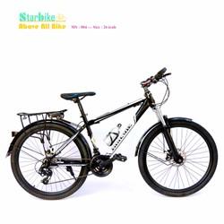 AZI bike Touring 700c 2 thắng dĩa