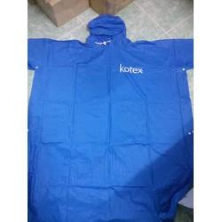 Áo mưa - quà tặng từ Kotex