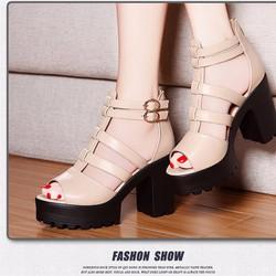 Sandal sành điệu mới