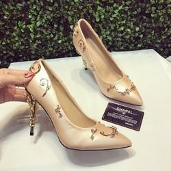Giày cao gót đẹp sang chảnh
