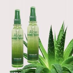 Xịt Khoáng Lô Hội Aloe Fresh Soothing Mist