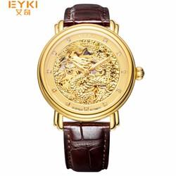Đồng Hồ nam EYKI cao cấp Cơ tự động EY078 Vàng