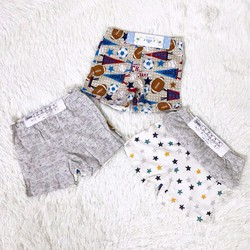Sỉ - Set 3 quần thun Sanyong cho bé trai-bé gái - Ri 5 set