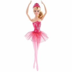 Búp bê Babrie ba lê váy hồng